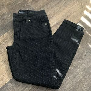 The Limited 678 Skinny Ankle Jeans